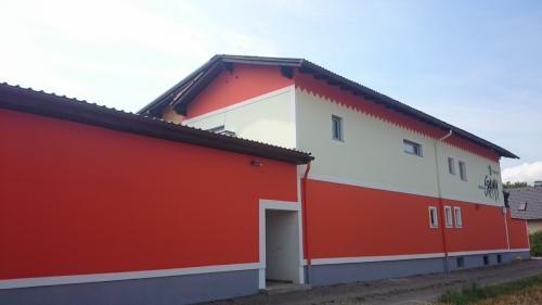 Fassade Gralla